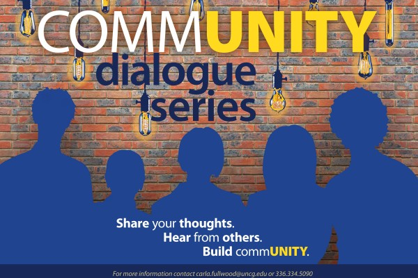 CommUNITY Dialogue series
