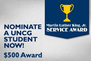 MLK Service Award
