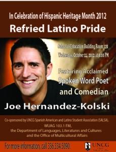 Refried Latino Pride