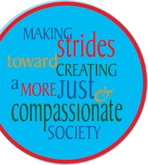 Making strides toward creating a more just and compassionate society